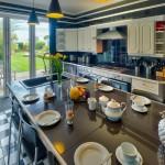 Kitchen at Marine Villa