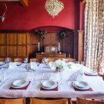 Dining Room at ArtDeco House
